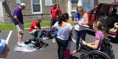 Chester County Car Seat Check Event