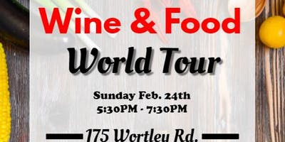 Wine & Food World Tour