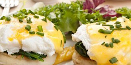 A Brunch Cooking Class! Eggs Benedict FROM SCRATCH, optional yoga before! tickets