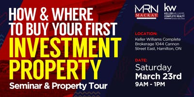 How & Where to Buy Your First Investment Property