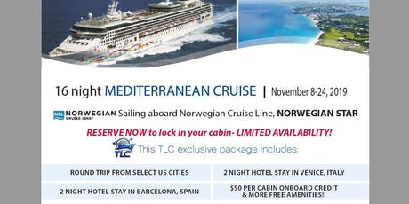 Mediterranean Cruise with Air tickets