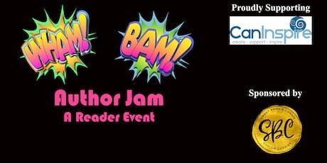Wham Bam Author Jam: A Reader Event tickets