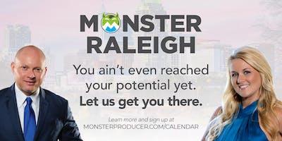 Monster Producer Raleigh W/ Coach Amanda Williams