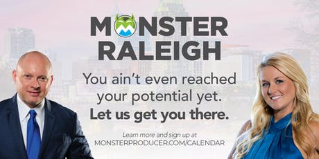 Monster Producer Raleigh W/ Coach Amanda Williams tickets