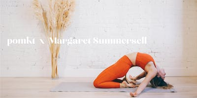 Community Yoga with Margaret Summersell - Every Monday at 6pm!