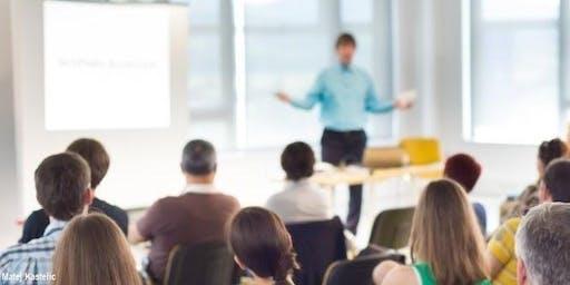 SBDC NextTalks: The Lean Planning Canvas