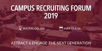 Campus Recruiting Forum 2019 - Waterloo