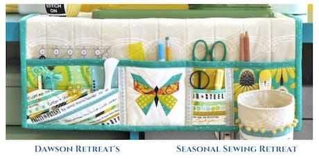 Dawson Retreat's Seasonal Sewing Retreat   *Easy - Advanced Skill Level tickets
