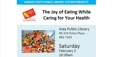 The Joy of Eating While Caring for Your Health