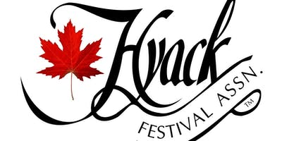 2019 Hyack Festival Association Hospitality Weekend