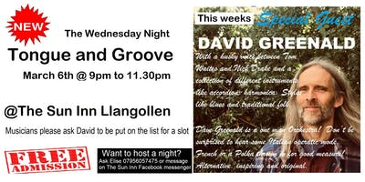 Tongue and Groove with David Greenald