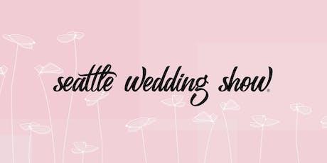 Seattle Wedding Show 2020 tickets