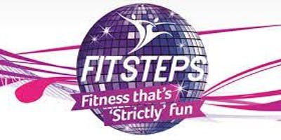 """Hot new """"Strictly"""" FitSteps dance exercise class - new class"""