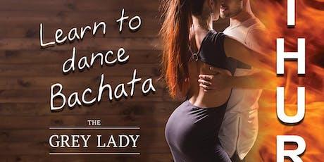 Bachata Fix Tunbridge Wells - Learn to Dance Bachata tickets