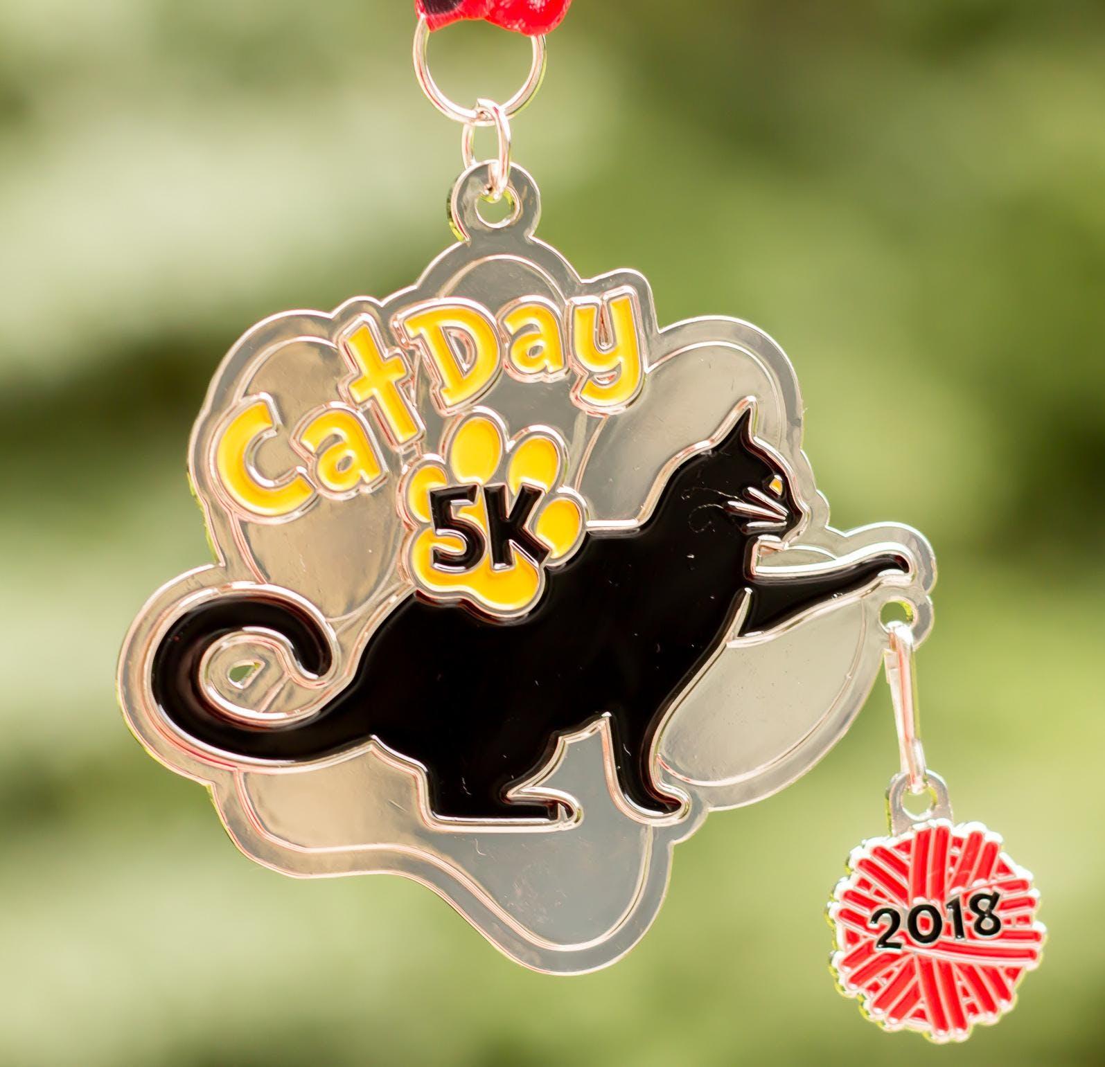 Now Only $10 Cat Day 5K & 10K -Arlington