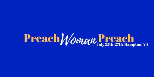 2019 Preach Woman Preach Boot Camp
