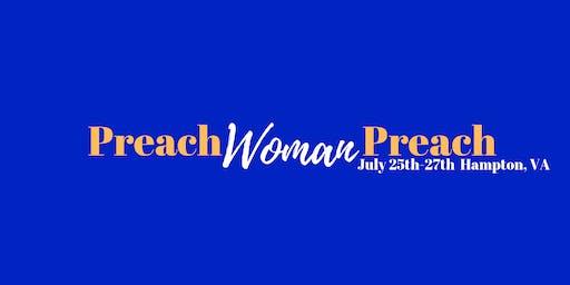 2019 Preach Woman Preach Boot Camp