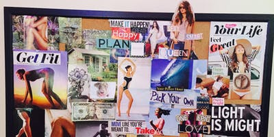 Ohana Valentine Lunch Date & Couples Vision Boarding Class