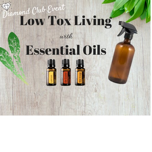 Low-tox living with Essential Oils - DIY Mast
