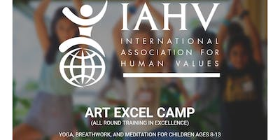 ART Excel Camp - Age 8-13 Holistic All Round Training in Excellence