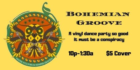Bohemian Groove tickets