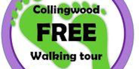 Collingwood free FOOD tour tickets