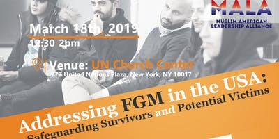 Addressing FGM in the United States- UN CSW 63rd Session