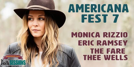 Folk Sessions Americana Fest 7 tickets