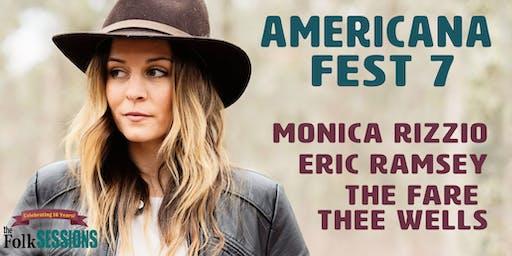 Folk Sessions Americana Fest 7