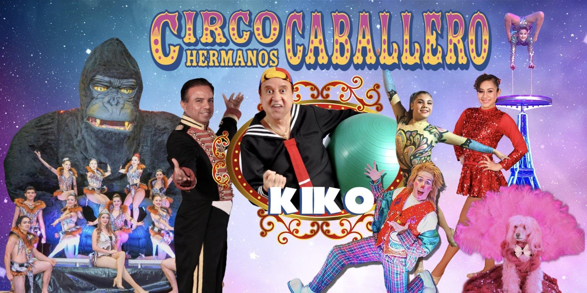 Circo Hermanos Caballero  -Circus