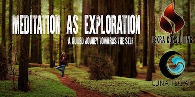 Meditation as Exploration