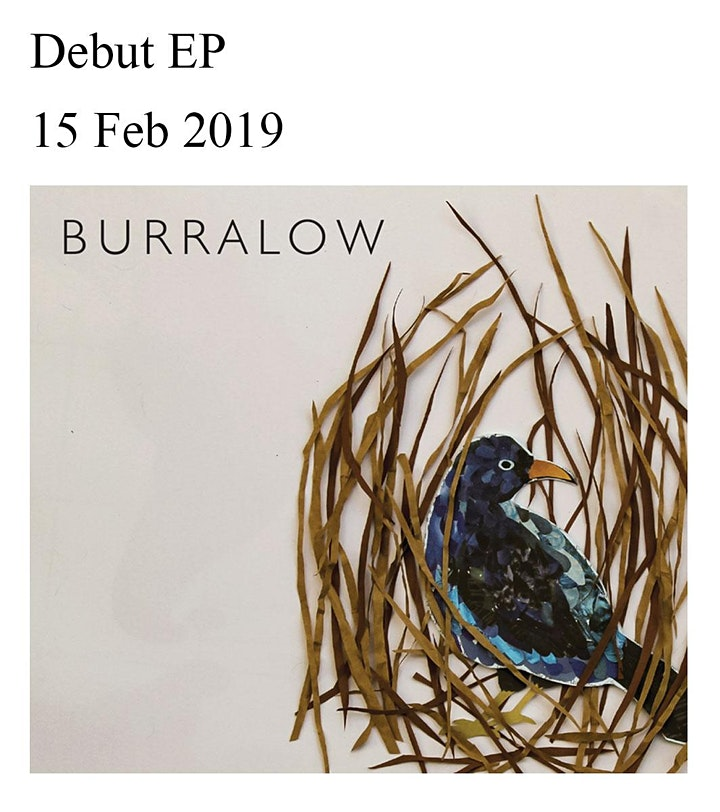 BURRALOW EP Launch + ECHO DEER + PICCOLO BEAR + FATT AT PBC 15 Feb image