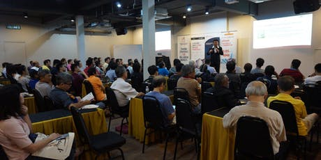 SIDC CPE, FIMM CPD & HRDF Financial Master Class- It's Time To Retire! The Secret To Retiring Happy, Wealthy, And Stress-Free @ Penang tickets