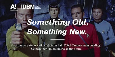 IDBM now and in the future - get-together (Part 1)
