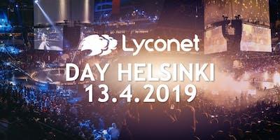 Lyconet Day Helsinki 13.4.2019