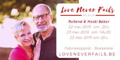 Rolland & Heidi Baker