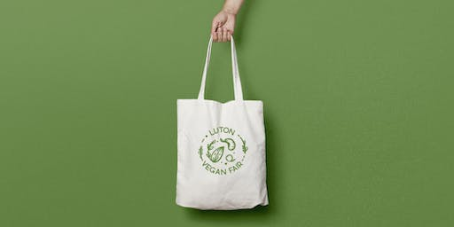 Luton Vegan Fair - fast-track ticket with a goodie bag