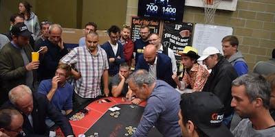 Tournoi de Poker de Pâques à Maransart