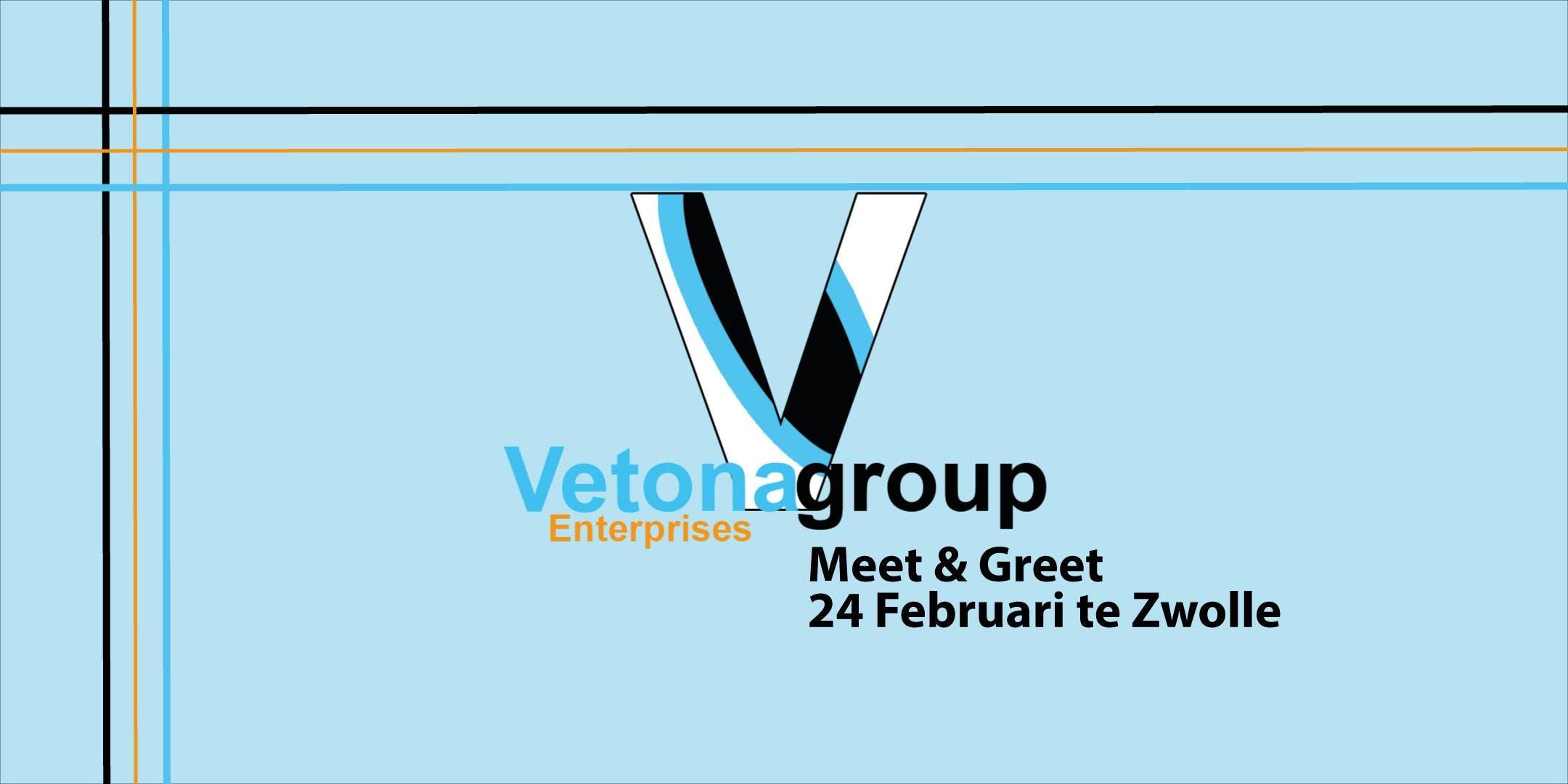 Meet & Greet 24 Februari 2019