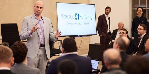 Improve Your Pitching, Networking and Public Speaking Skills...And Get Funded!