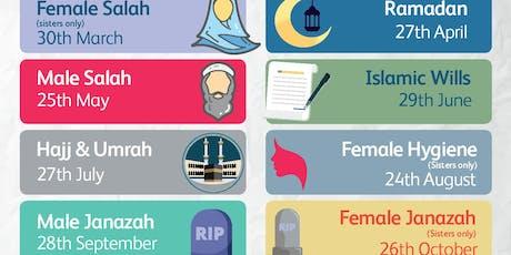 Islamic Will tickets