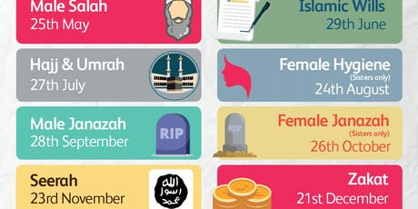Female Janazah (Sisters Only) tickets