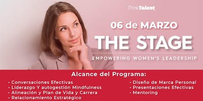 THE STAGE: Empowering Women's Leadership