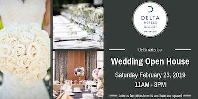 Delta Waterloo Wedding Open House