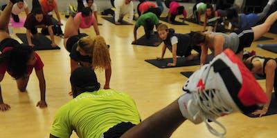 Cardio Pilates - 40 minutes pour atteindre votre meilleure forme!