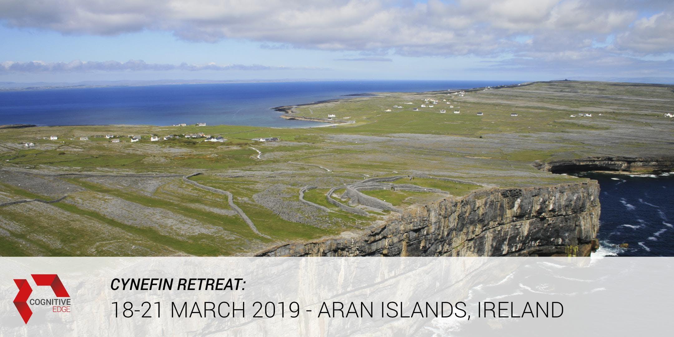 Cynefin™ Retreat: Narrative in Organisations - Aran Islands, Ireland