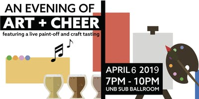 An Evening of Art and Cheer 2019