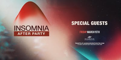 INSOMNIA OFFICIAL AFTER-PARTY