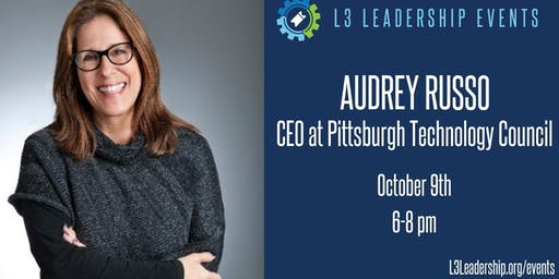 Speaker Series: Audrey Russo, CEO of the Pittsburgh Technology Council