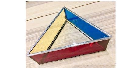 Glass Terrarium/ Glass Dish Workshop (copper foiling technique) tickets